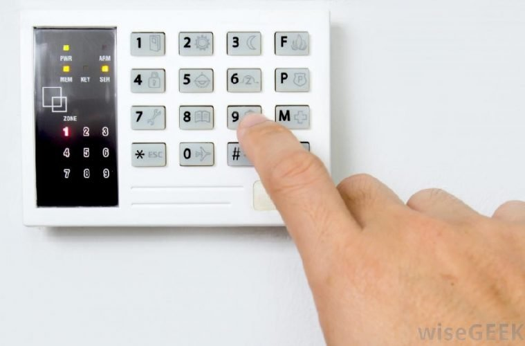 Diffe Types Of Home Digital Security System