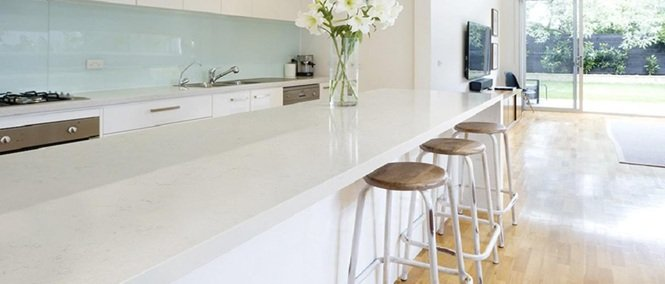 Silestone Has Gone White In 2017 Living In This Season