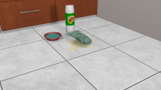 How To Mop Tile Floors Living In This Season