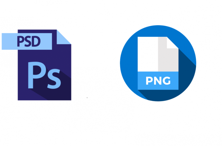 easy steps for convert psd to png file format living in this season